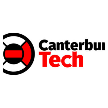 Canterbury Tech Men's Tee - Mens Block T shirt Design